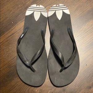 NWOT adidas men's sandals sz 10